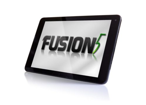Fusion5 104 Android Tablet PC 10.1 inch, MediaTek MT8163 64-bit Quad Core, GPS, RAM 1GB, 32GB Storage, Google Android 5.1 Lollipop, Bluetooth, FM, 1280x800 IPS Screen, 5000mAh, 2MP Front and Rear Camera, Supports OTA Updates