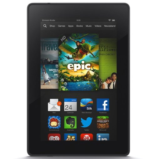 7 inch Kindle Fire HD