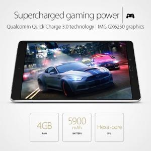 ASUS ZenPad 3S 10 Titanium Gray 9.7 inch Android Tablet Z500M, 4GB RAM, 64GB Onboard Storage, 8MP Rear 5MP front Dual Camera, 2K IPS TouchScreen, 6-core Processor, MicroSD, USB Type C