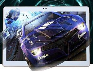 FX 9.7 inch Phone Call Tablet PC, Octa Core 2560x1600 IPS, Bluetooth, RAM 4GB, 64GB storage, 8.0MP, 3G MTK6592 Dual sim card, Google Android 5.1 Lollipop, GPS electronics 7 8 9 10 White