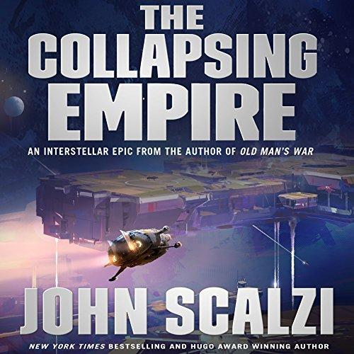 Cheri Reviews The Collapsing Empire by John Scalzi