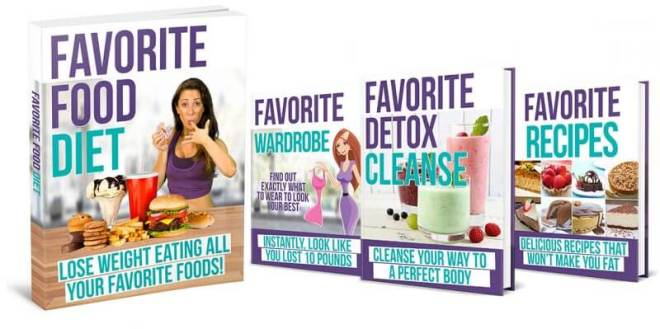 The Favorite Foods Diet Review 17