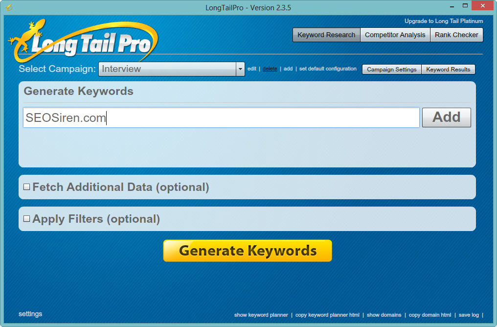 long tail pro discount coupon - Long Tail Pro Review