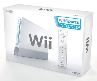 Nintendo Wii System Original White For Nintendo Wii