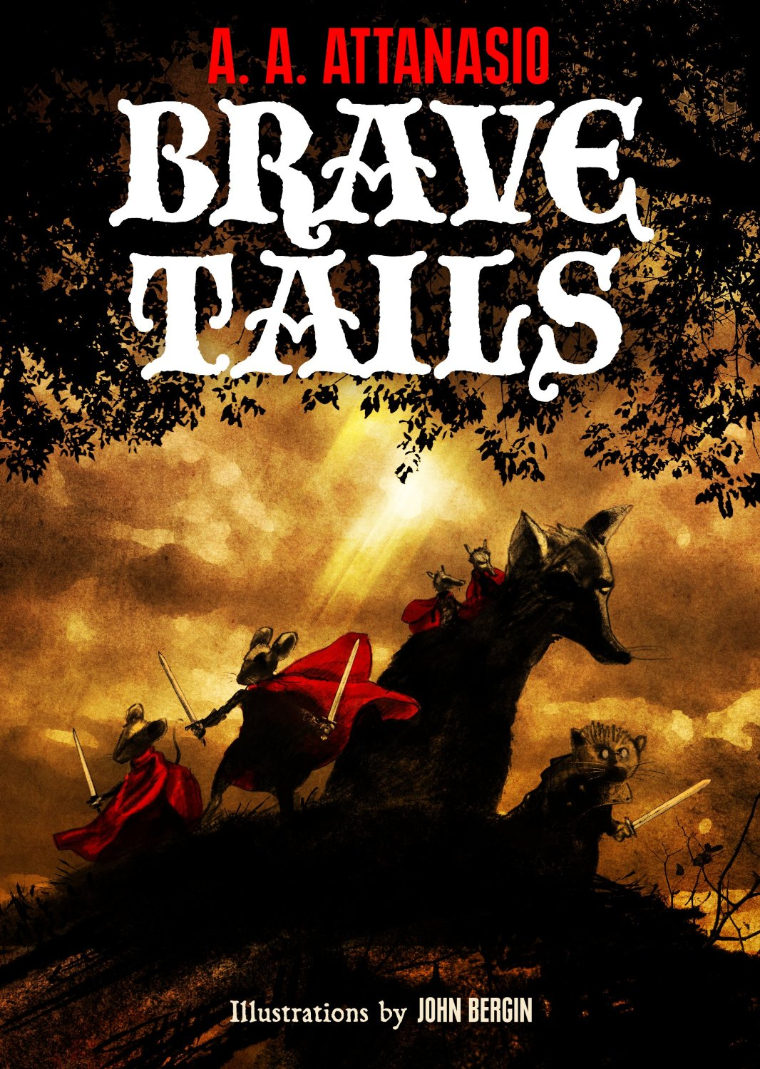 Brave Tails: The Moon's Prophecy