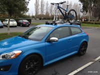 That roof rack is destroying your fuel economy- Mtbr.com