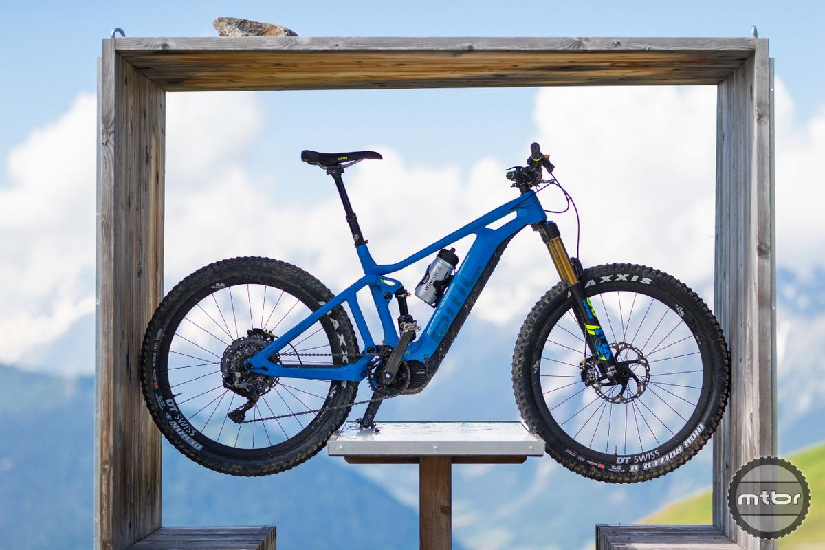 Bmc Trailfox Amp Emtb First Ride Review Mtbr
