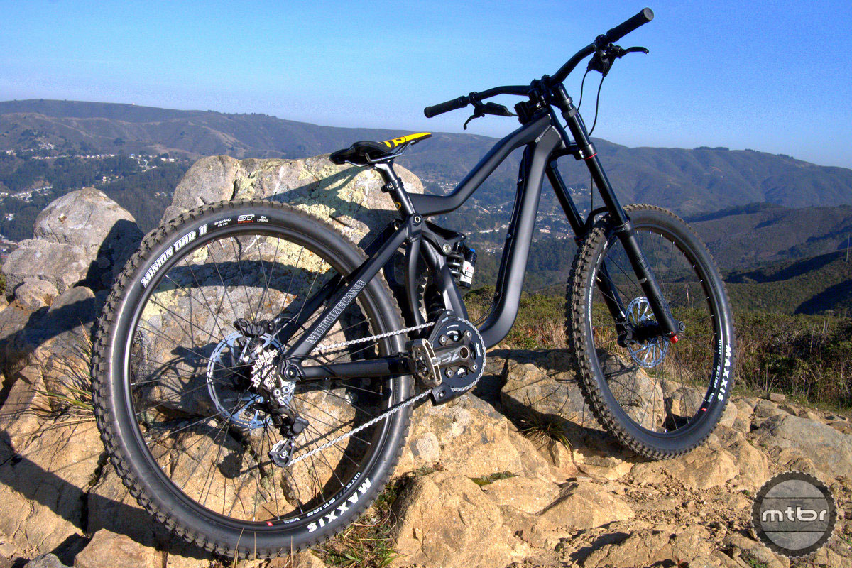 Downhill Bike Transition Introduce The Tr Eleven Downhill Bike
