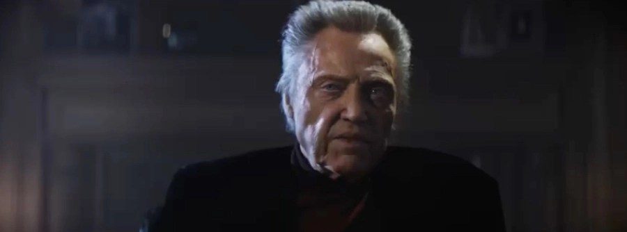 Christopher Walken and YT join forces