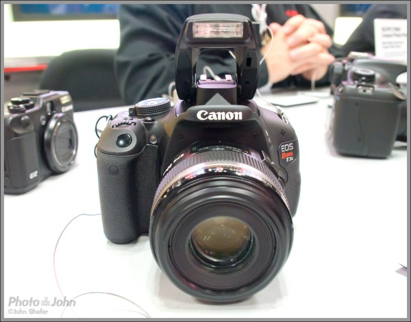 Canon Xsi Tutorial - Year of Clean Water
