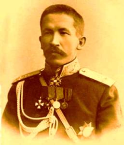 Colonel Braghine