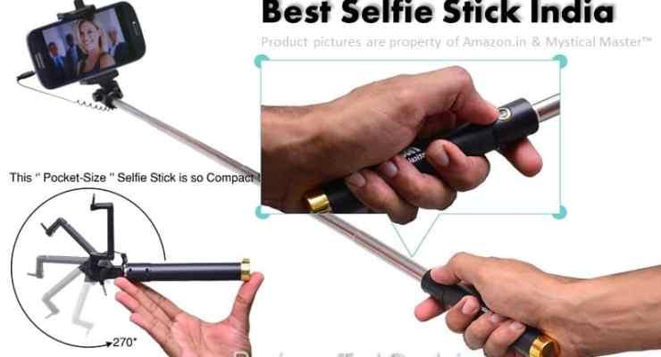 Best Selfie Stick India