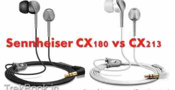 Sennheiser CX180 vs CX213 compare and review