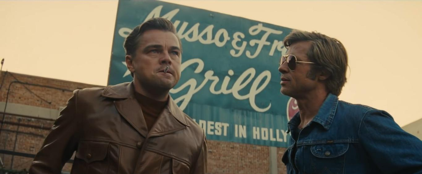 Quentin Tarantino's Once Upon a Time... in Hollywood
