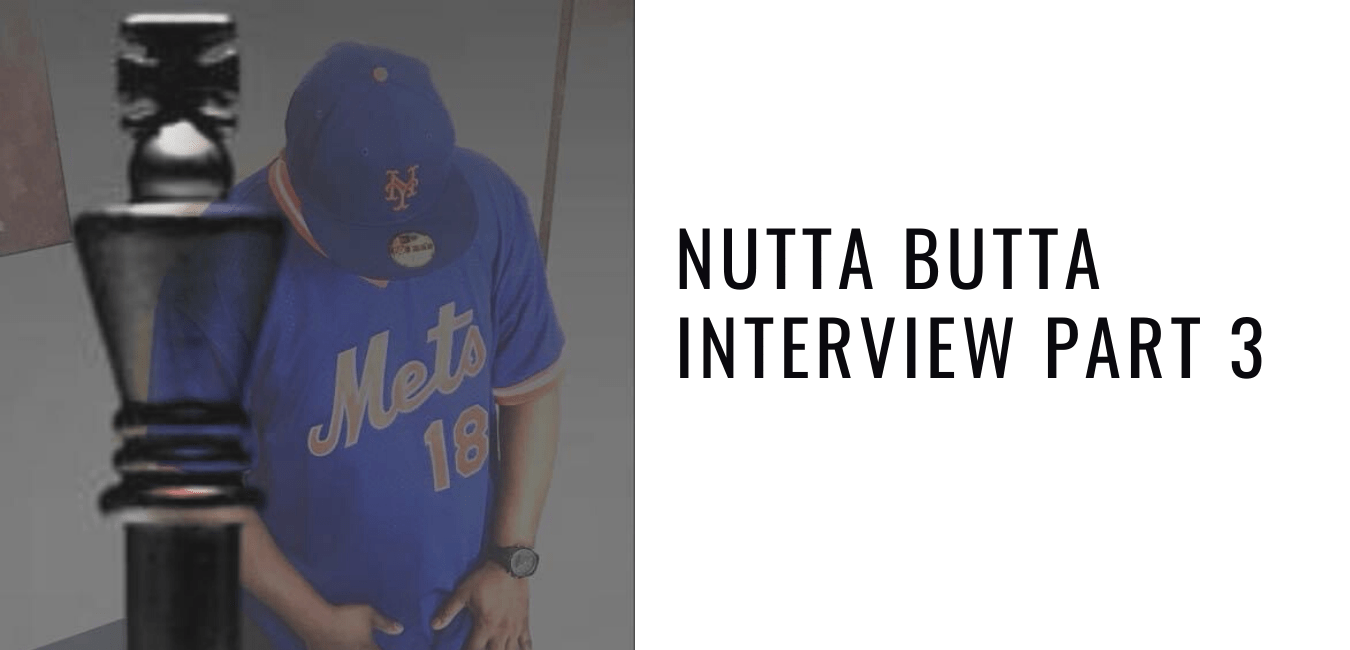 Nutta Butta Interview Part 3