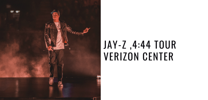Jay-Z ,4_44 Tour Verizon Center
