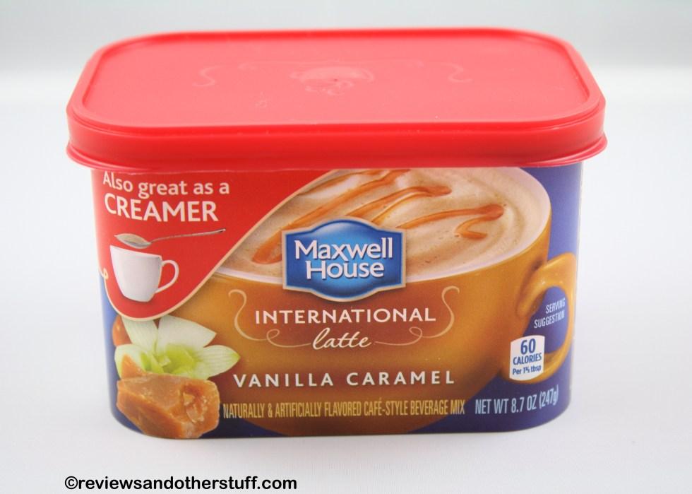 Maxwell House International Cafe Vanilla