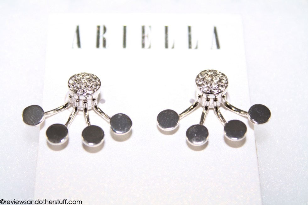 nordstrom ariella collection silver ear jackets review