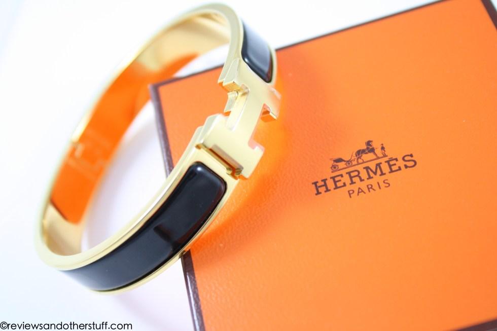 hermes clic h bracelet review