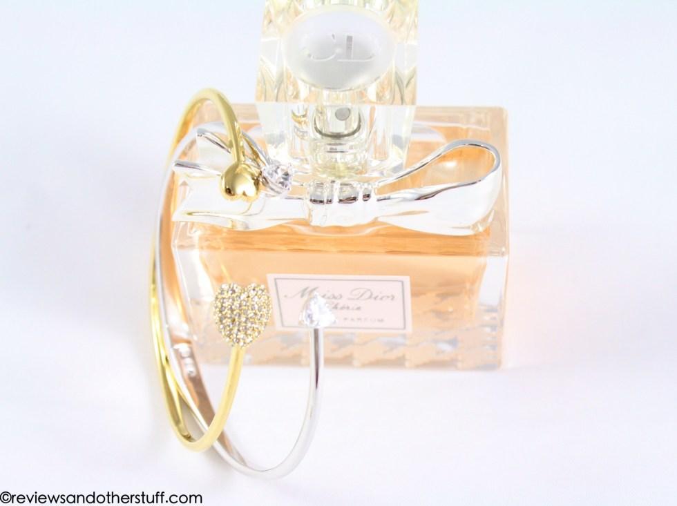 nadri heat pave arrow shaped bracelet review