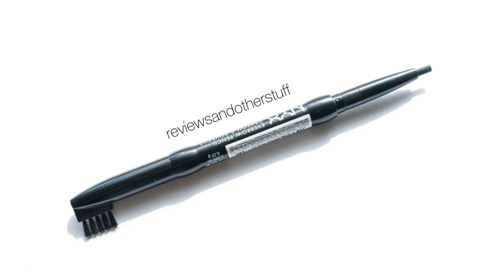 nyx eyebrow pencil