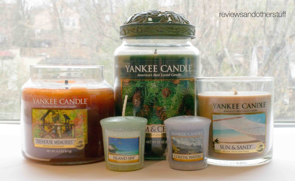 yankee candles reviews
