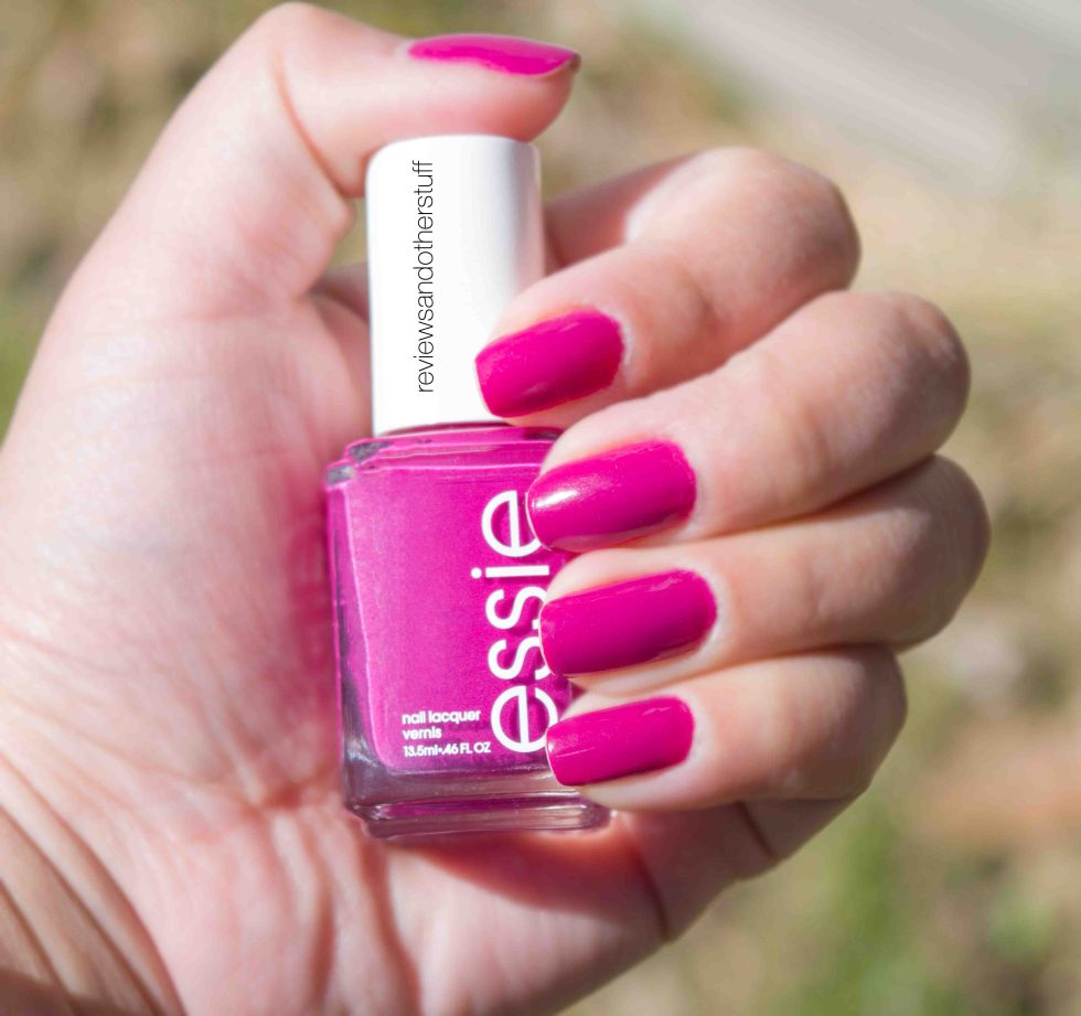 essie big spender review