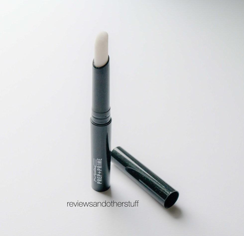 mac prep+prime lip primer review