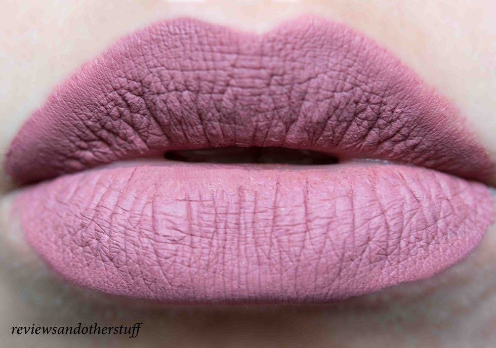 stila liquid lipstick patina
