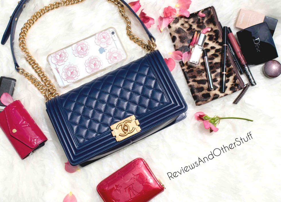 the chanel boy bag review