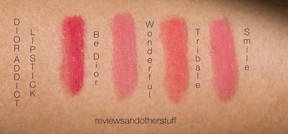 dior addict lipstick review