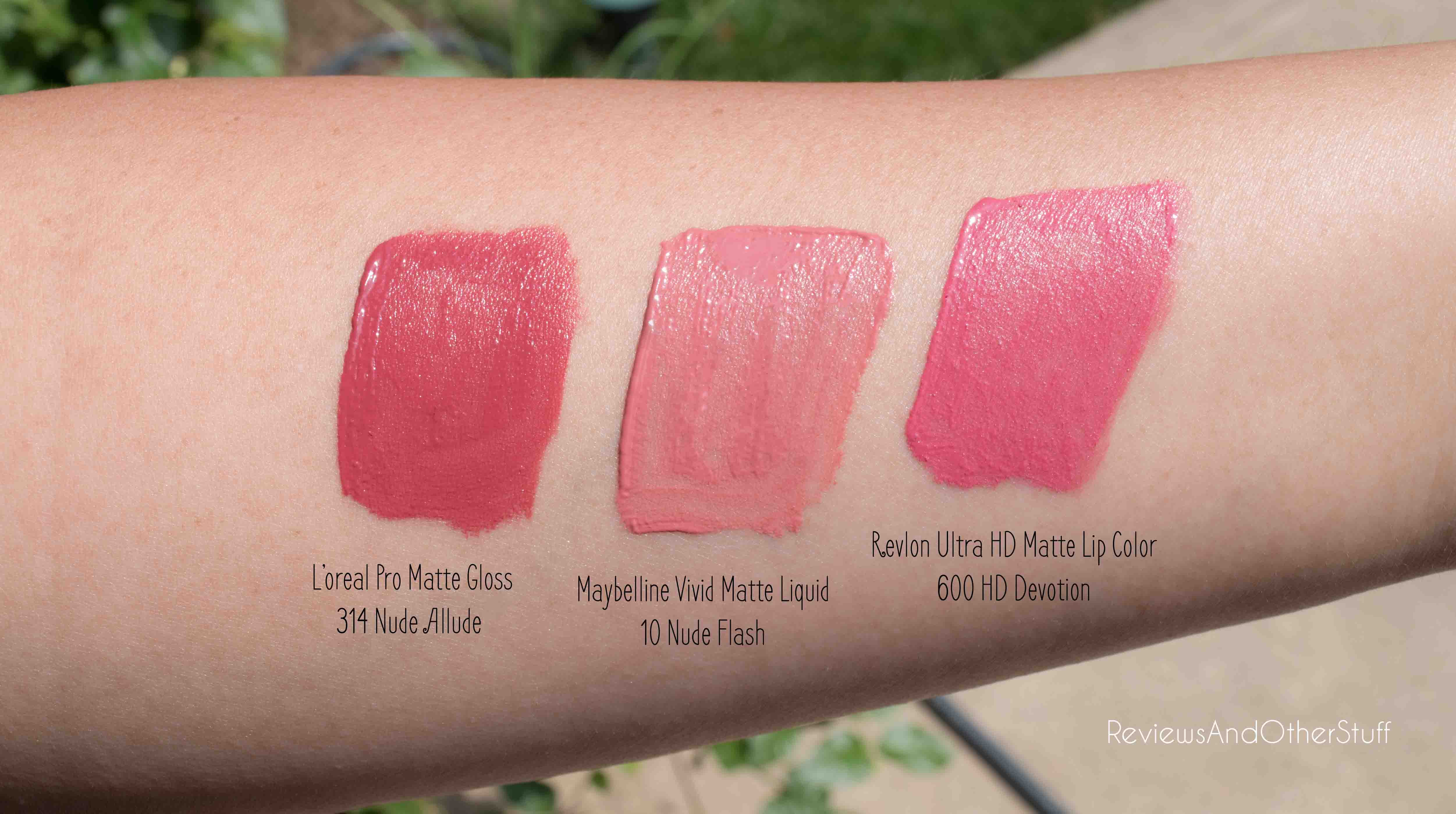 The Uncurated Life: Revlon Nearly Naked Makeup Collection