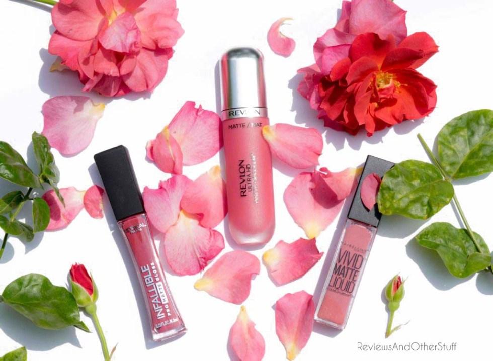 best drugstore matte lipstick