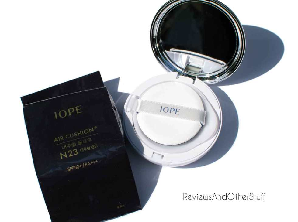 iope air cushion compact review