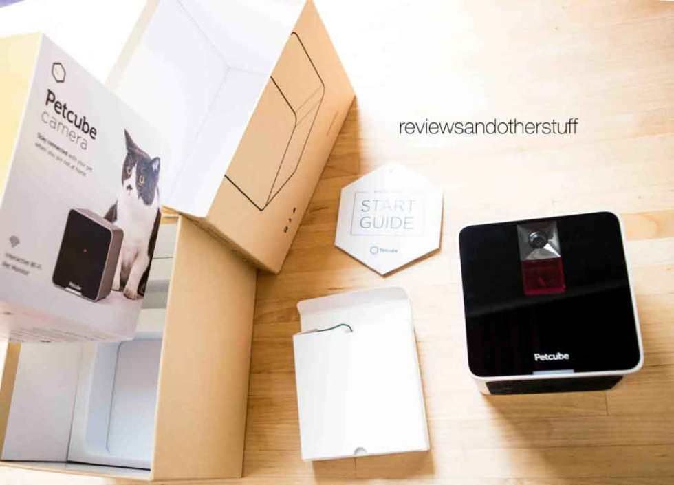 petcube pet camera review