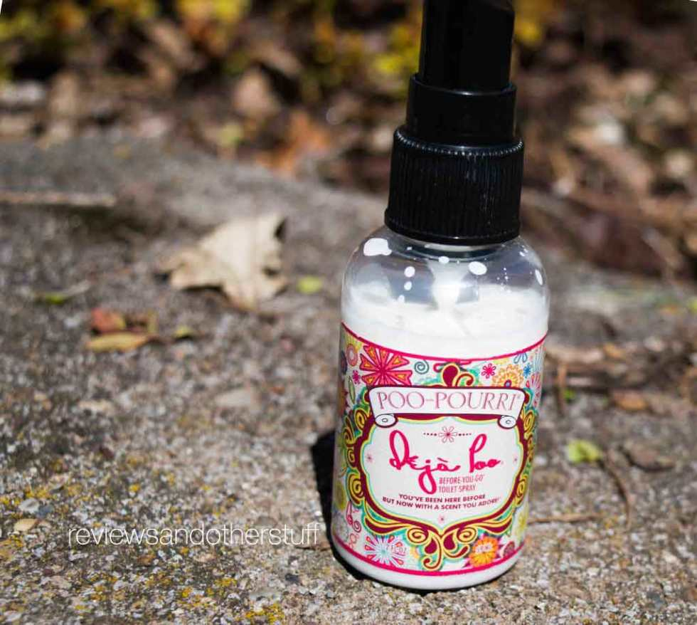 poo pourri deja poo review