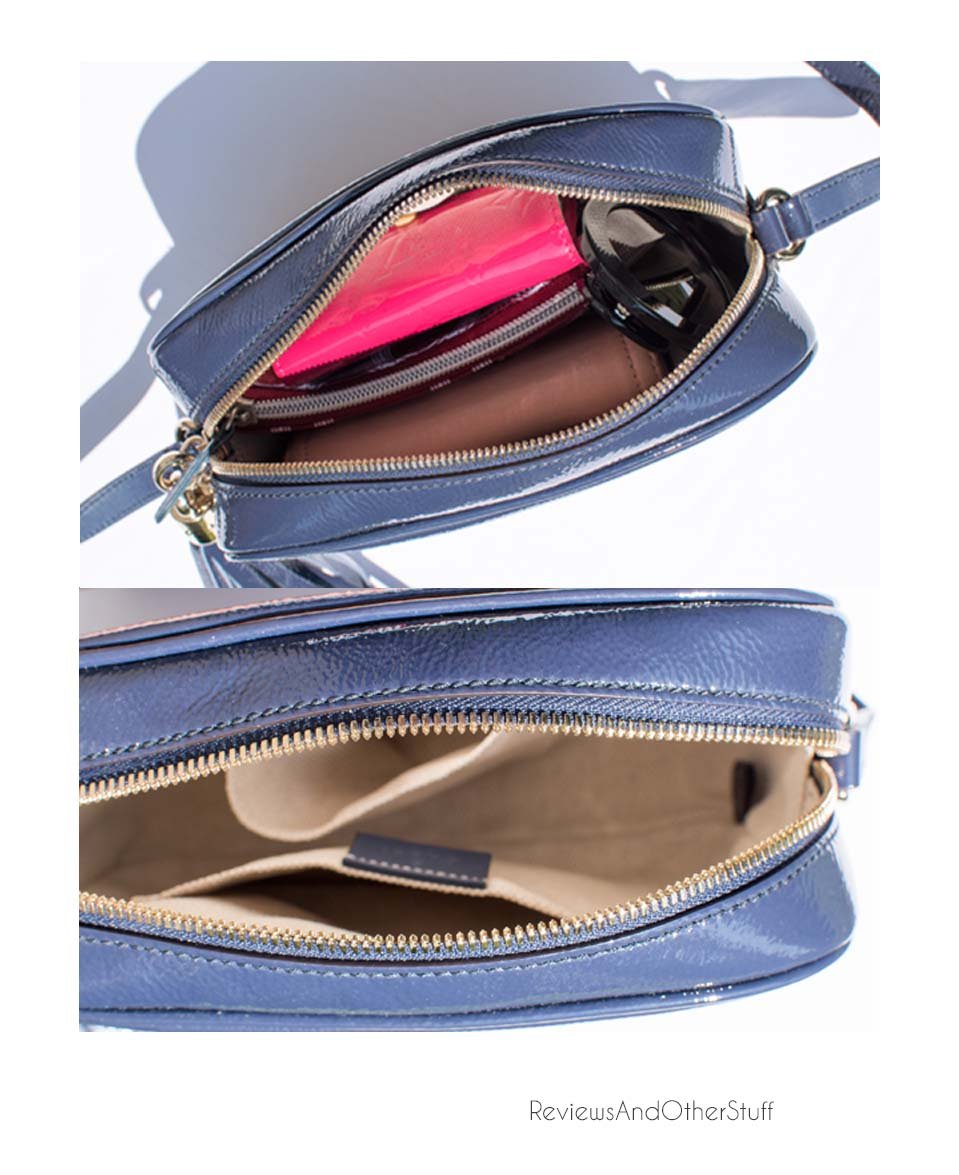 inside gucci soho disco bag