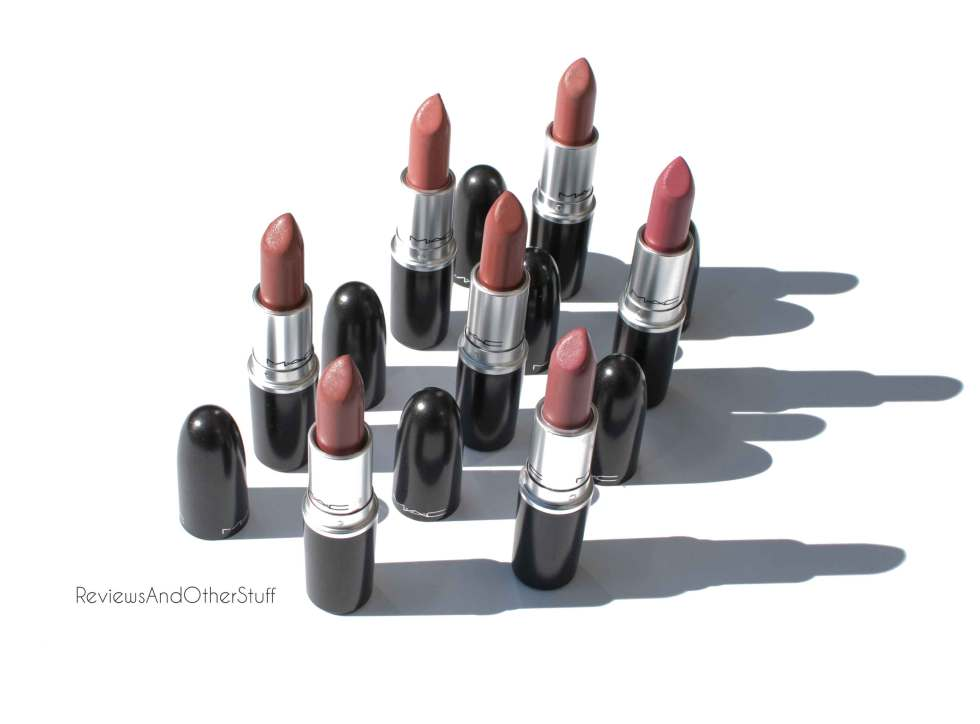 mac matte lipsticks