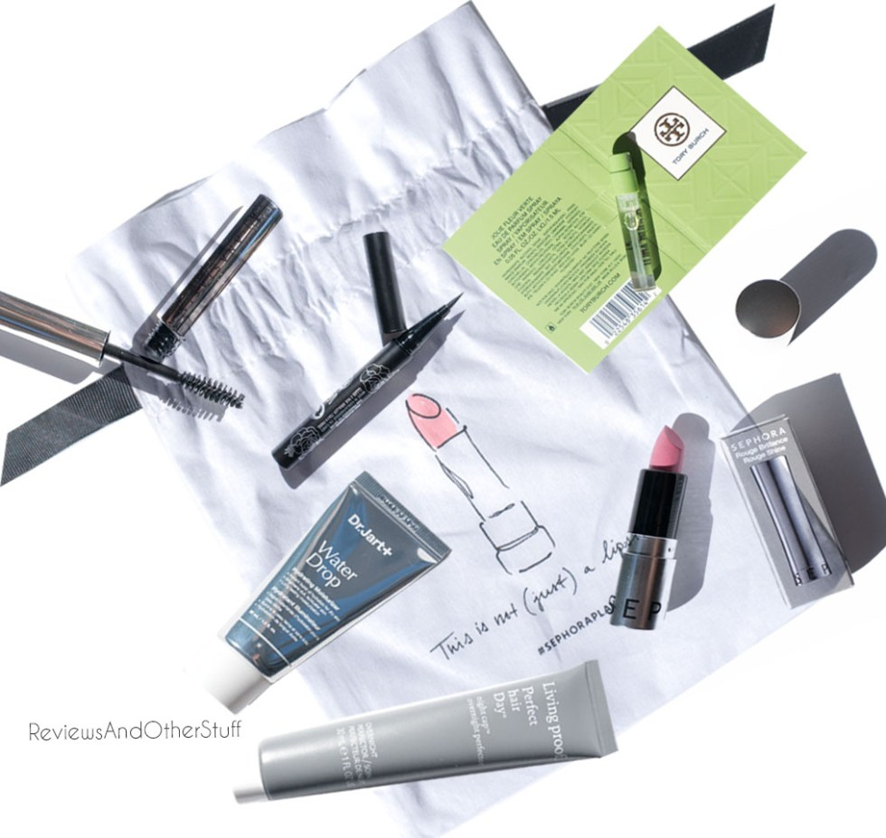 sephora play september box contents