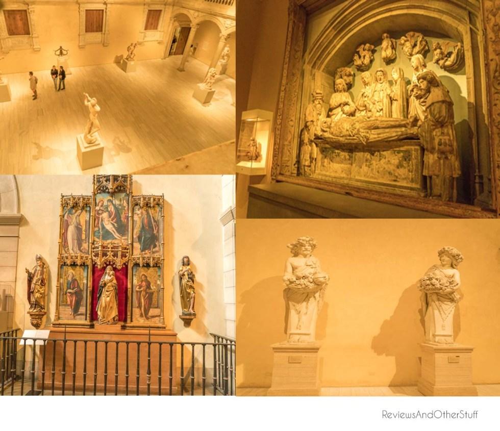 the metropolitan museum medieval art
