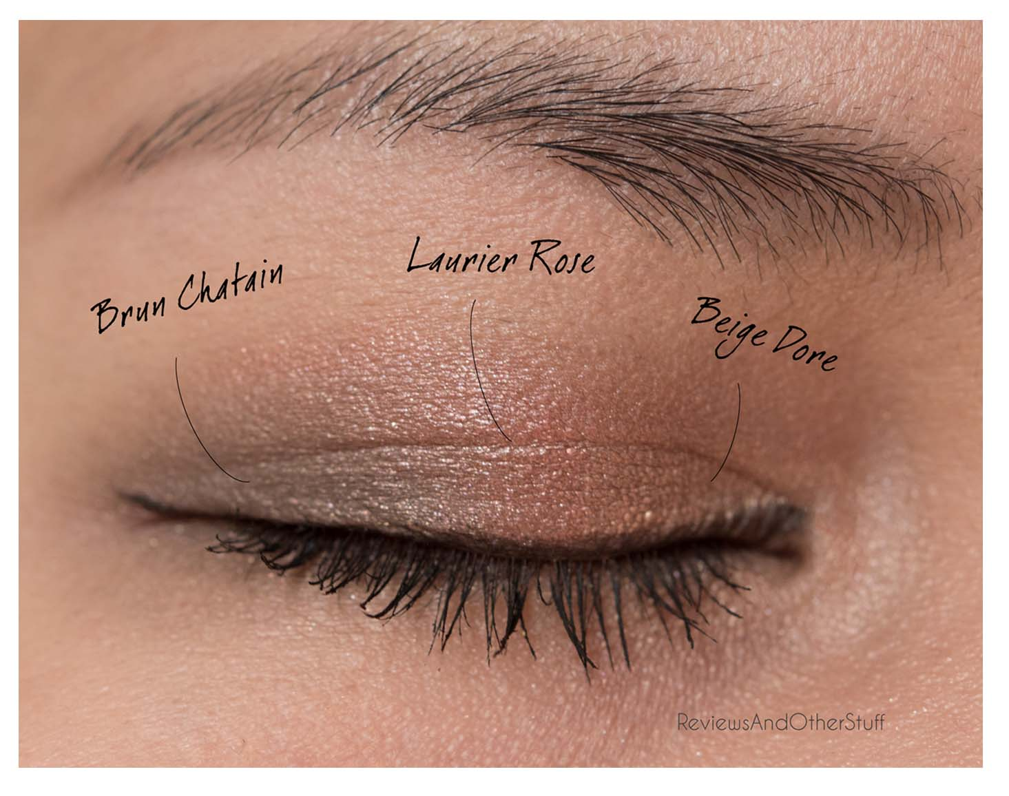 A Great Wearable Brown For Everyday Eye Makeup I Like This For Eyelid  Contouring, And It's Also Soft Enough For A Daytime Wear