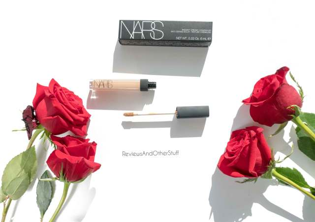 nars radiant concealer custard review