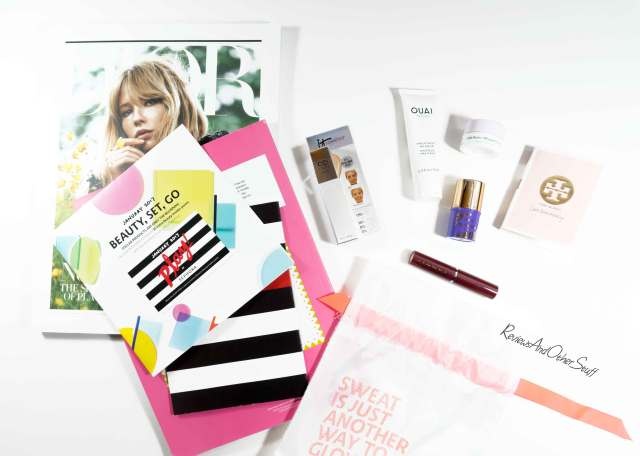 whats in sephora play january 2017