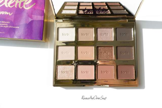 tartelette in bloom photos review