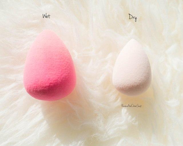 beauty blender pink vs bubble