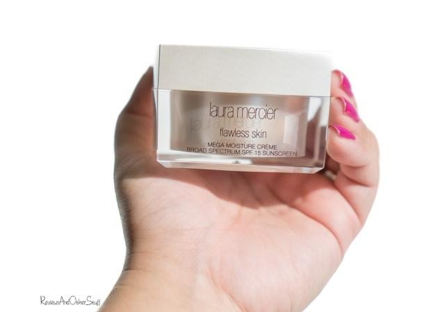 laura mercier flawless skin mega moisture review spf 15