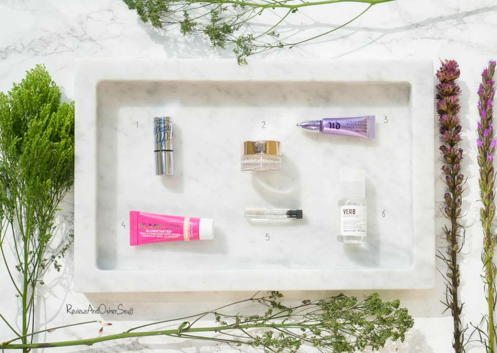 sephora play march 2017 box contents