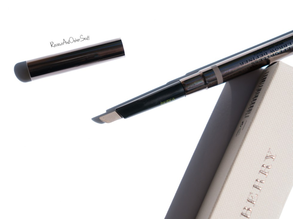 Burberry Effortless Eyebrow Definer Sepia Swatch Review