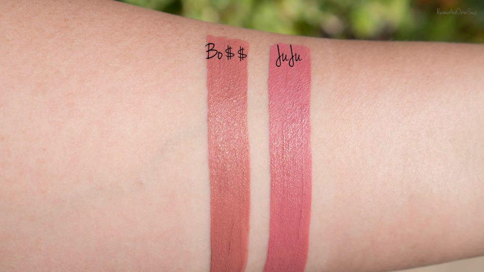 BareMinerals Gen Nude Matte Liquid Lipcolor swatch