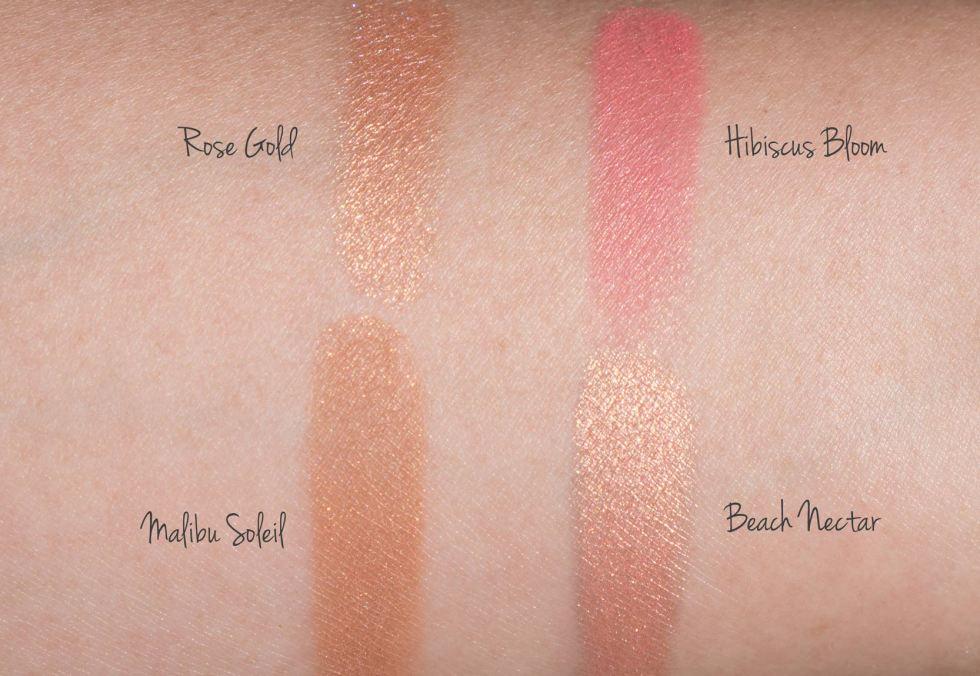BECCA X Chrissy Teigen Glow Face Palette Review